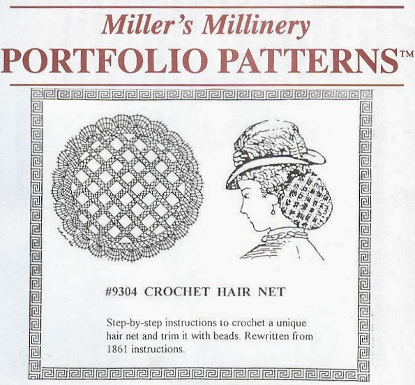 Crochet Hair Net Free Pattern : Crochet Spot ? Blog Archive ? Crochet Pattern: Lacy Hair
